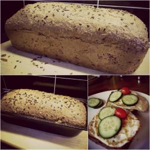 lchf bröd recept